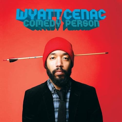 Wyatt Cenac<br>Comedy Person<br>CD
